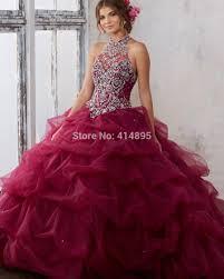 de 15 anos debutante gown puffy cheap ball gown quinceanera