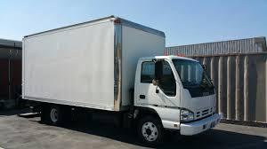 100 Izuzu Trucks ISUZU Box Truck Straight For Sale