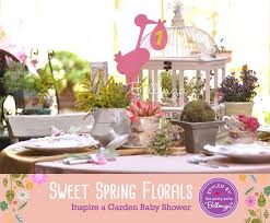A Tablescape Of Sweet Floral Spring Elements