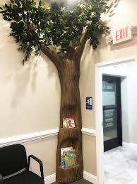 100 Tree Branch Bookshelves Corner Bookshelf
