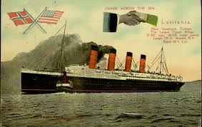 Where Did The Lusitania Sunk Map by Wwi Online The Complex Case Of The Rms Lusitania
