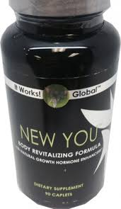 It Works New You 90 Caplets