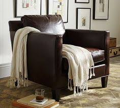 professor s leather chair from restoration hardware on sale 845