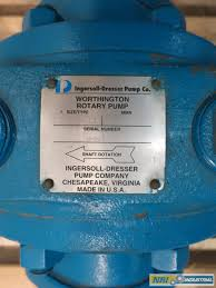Ingersoll Dresser Pumps Chesapeake Va by Worthington 2 5 Grw Ci Rotary 2 1 2 In Iron Gear Pump D523964