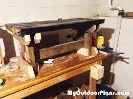 diy outdoor seat myoutdoorplans free woodworking plans and