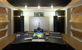 When It Comes To Modern Recording Studio Design For
