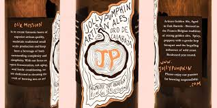 Jolly Pumpkin Beer List by Jolly Pumpkin Artisan Ales Student Project On Packaging Of The