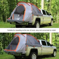 100 Pickup Truck Camping New Tent Pick Up Bed Outdoor Canopy Camper