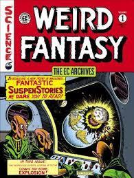 The EC Archives Weird Fantasy Volume 1