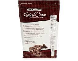 Utz Halloween Pretzel Treats Nutrition by Boxed Com Snack Factory Pretzel Crisps 18 Oz Dark Chocolate