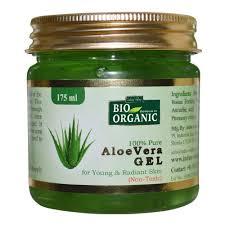 Indus Valley BIO Organic 100 Pure Aloe Vera Gel 175 Ml
