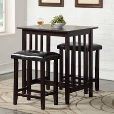 Wayfair Black Dining Room Sets by Pub Dining Room Set Shop Pub Or Gathering Height Tables Wolf And