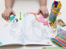 Image Titled Color In A Coloring Book Step 3