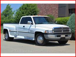 1996 Dodge Ram 3500 106060 1996 Dodge Ram 3500 Slt Laramie Dually ...