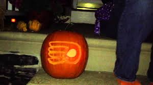 Totoro Pumpkin Pattern by Pumpkin Carving Flyers U0026 Boo Halloween Pumpkins 2011 Youtube