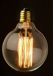 1 antique vintage edison style light bulb 40w 110 220v