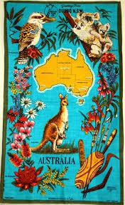 Koala Sewing Cabinets Australia by 39 Best Retro Australian Calendar Tea Towels Images On Pinterest