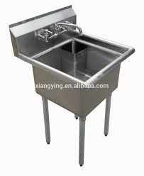Fish Cleaning Table With Sink Bass Pro by Stainless Steel Table With Sink Kitchen Sinks Ushaped Stainless
