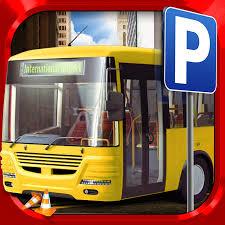 100 Truck Parking Games 3D Bus Driver Simulator Car Game Real Monster Driving Test Park Sim Racing