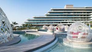 100 Water Hotel Dubai Luxury Boutique In W The Palm
