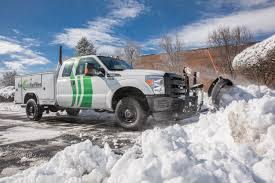 Snow Plowing And Snow Removal | East Coast Facilities