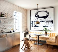 Breakfast Nook Ideas For Small Kitchen by Best Kitchens Photographed In Stainless Steel Cabinets Grout