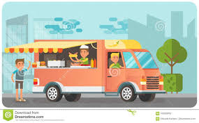 Food Truck And Customer Buying Meal, Flat Vector Illustration Stock ... Side View Of Man Buying Food From Owner In Truck Stock Photo People A Gourmet Stock Photo 30496352 Peets Coffee Tea Buys Ielligentsia Eater Paris France Buying Take Away Food At French Street Truck Malaysia Kl Flaming Wheels As Trucks Asfoodtrucks Twitter Hawaii Eats Five Mouthwatering On Oahu Stand In Line To Buy Meals From Editorial A Cart Kiosk Ccession Trailer Or Trike Fit Out Hkn Customer Vendor Dissolve Tips For