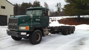 √ Tri Axle Log Trucks For Sale, Mack Tipper Hits $102,000 At Westonia