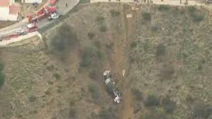 100 Cement Truck Video Driver Pulls Himself From Stuck On Hollywood Cliffside