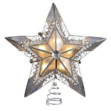 Philips Pre Lit Christmas Tree Replacement Bulbs by Christmas Stars Silver Tree Toppers Christmas Wikii
