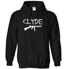 bonnie and clyde hoodies