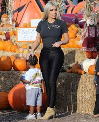 Where Did Pumpkin Patch Originate by Kim Kardashian Takes North And Saint To Pumpkin Patch Daily Mail