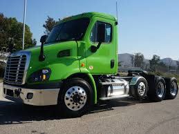 100 Day Cab Trucks For Sale 2014 FREIGHTLINER CASCADIA TANDEM AXLE DAYCAB FOR SALE 10439
