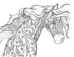 The Amazing World Of Horses Adult Coloring Book I Cindy Elsharouni Davlin Publishing Adultcoloring Mehr