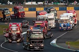 100 Show Trucks Biggest Truck Of Europe At Le Mans Race Track HD Photo Galleries