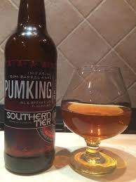 Imperial Pumpkin Ale Southern Tier by Southern Tier U2013 Pumking Rum Barrel Aged Review U2013 Drews Brews Reviews