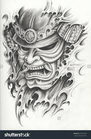 50 Samurai Tattoo Designs For Men