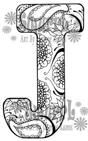 Letter J Coloring Pages 3