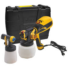 Hvlp Sprayer For Kitchen Cabinets by Wagner Flexio 590 Sprayer Walmart Com