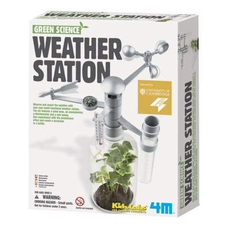 Toysmith 4M Weather Science Kit