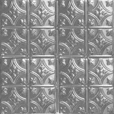 24 X 24 Inch Ceiling Tiles by Stainless Steel Ceiling Tiles Ceilings The Home Depot