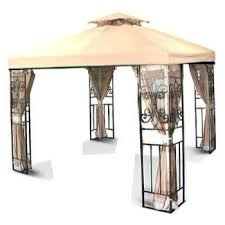 Amazon NEW 10 x 10 TWO TIER REPLACEMENT GAZEBO CANOPY TOP