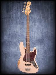 Fender Flea Jazz Bass Roadworn With Deluxe Gig Bag