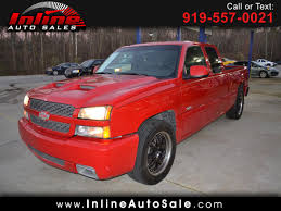 100 2003 Chevy Ss Truck For Sale Used Chevrolet Silverado SS For In FuquayVarina NC 27526