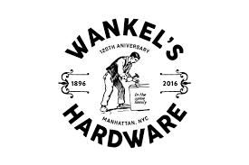 Logo Design For Wankels Hardware By Magnolia Studio