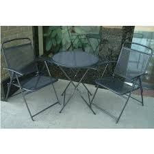 Amazon.com : BenefitUSA S-405-BLACK Patio Table And Chair Set, Black ... Amazoncom Strong Camel Bistro Set Patio Set Table And Chairs Metal Wrought Iron Fniture Outdoors The Home Depot Woodard Tucson High Back Coil Spring Chair 1g0066 Iron Patio Cryptoracksco Henry Black Cushions A Guide To Buying Vintage For Sale Decoration Shop Garden Tasures Of 2 Davenport Outdoor Rocking Gray Blue Used White Thelateralco Cevedra Sheldon Walnut Cane Cast Rolling Chaise Lounge