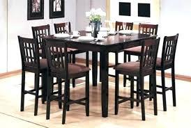 Walmart Dining Set Pub Style Room Tables 8 Seat Table