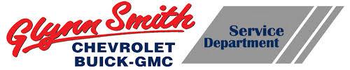 Service Center Glynn Smith Chevrolet Buick GMC Opelika