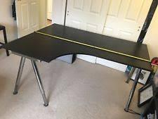 Ikea Corner Desks Black by Ikea Desk Ebay