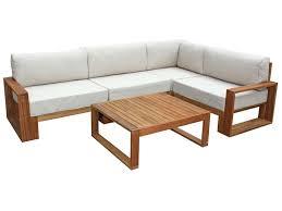 canape de jardin pas cher salon de jardin pas cher en bois maison design bahbe com